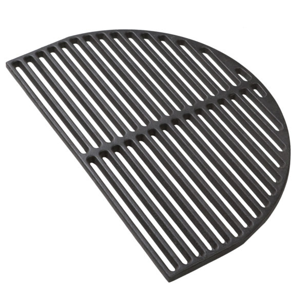 Gietijzeren grillrooster half ovaal Primo Grill Large